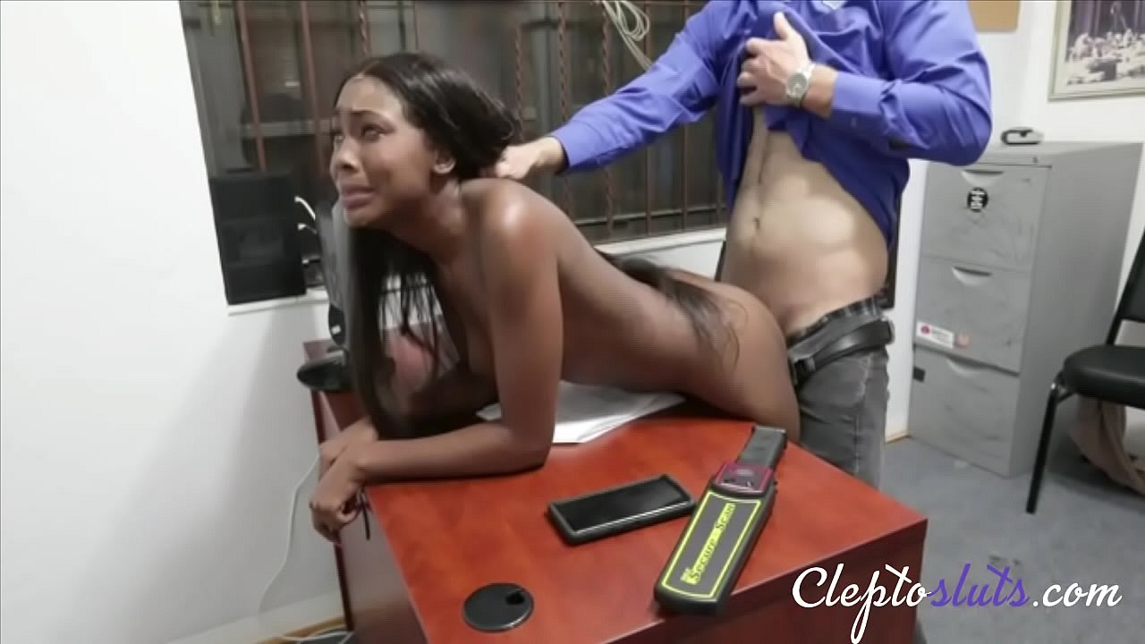 Black teen forced anal porn