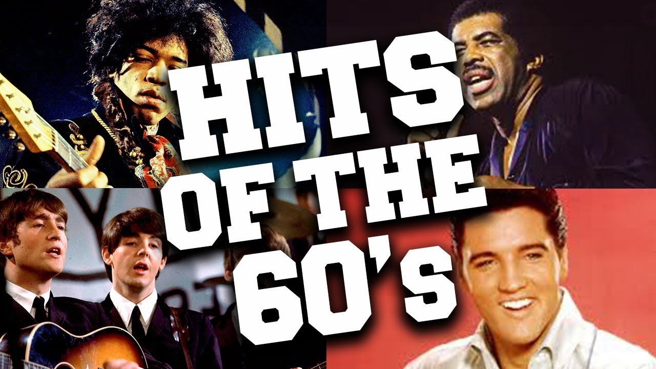 Most popular songs of 1960s
